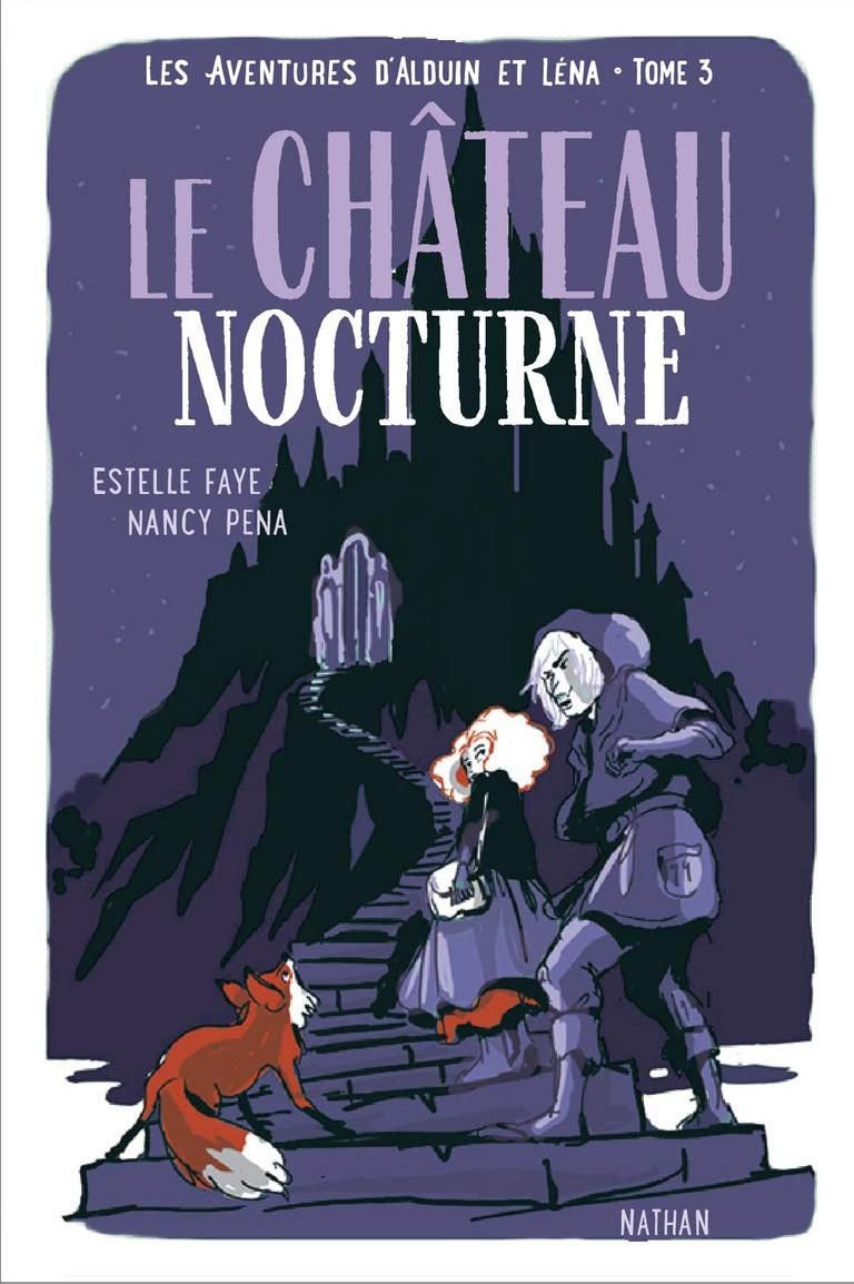 chateau nocturne